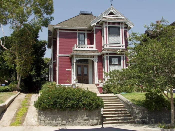 CHARMED HOUSE FILMED IN CANADA