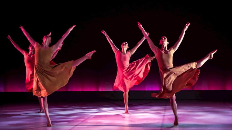 BALLERINA ON STAGE SHOWCASE RELEVANT EXPERIENCE FOR SELF EMPLOYED VISA CANADA